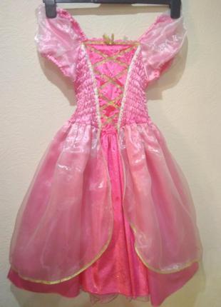 Платье принцессы h&m