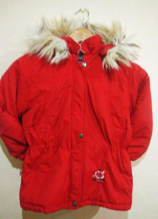 Зимняя куртка/пуховик lenne