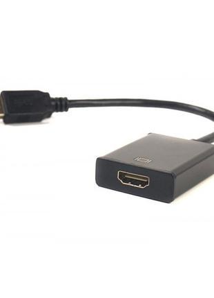 Конвертер USB3.0 в HDMI (шт.USB A- гн.HDMI)