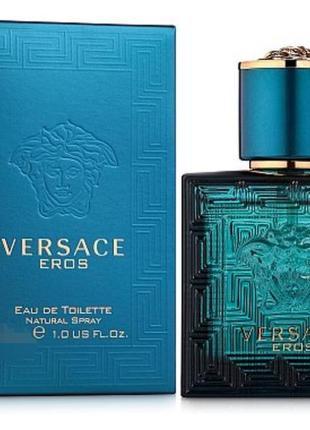 Versace eros мужская туалетная вода 5мл,