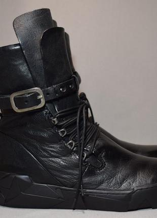 Ботинки a.s. 98 airstep ботильоны сапоги женские кожаные. итал...