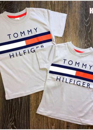 Футболка детская tommy hilfiger.