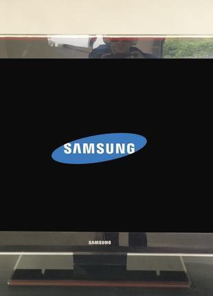 """Телевизор Samsung 40"""" Full HD HDMI SCART RCA пульт"""