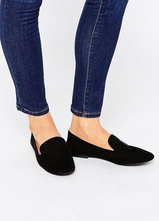 Туфли балетки лоферы glamorous