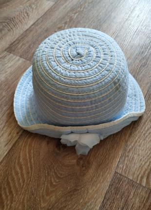 Гарненька не 'паперова' шляпка, 52см