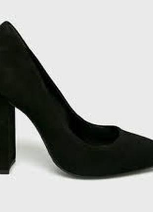 39 р туфли черные steve madden