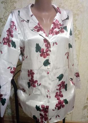Милая рубашка - пижамная ,одежда для дома