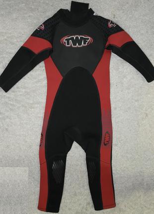 Гидрокостюм удлиненный детский TWF Protector