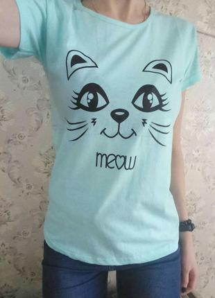 Женская футболка, жіноча футболка