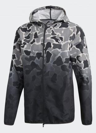 Ветровка camouflage dh4805