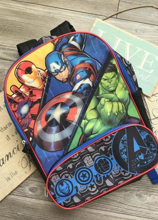 Рюкзак с супергероями мигающий george