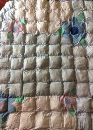 Детское одеяло холлофайбер, в подарок пододеяльник