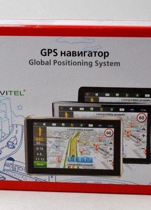 GPS-навигатор на Android Navitel X7