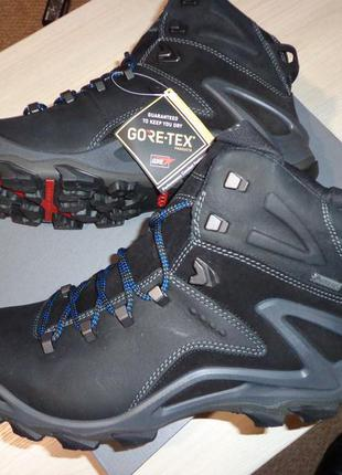 Ecco terra evo gtx мужские новые ботинки gore-tex 44