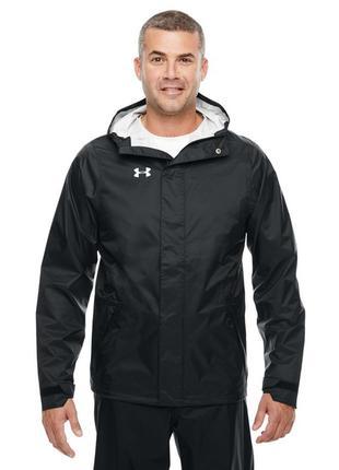 Under armour mens rain jacket  куртка ветровка дождевик s