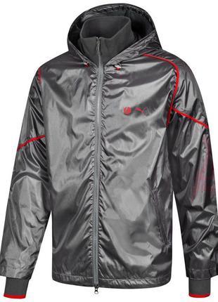 Puma ducati windbreaker motorsport jacket windbreaker куртка в...