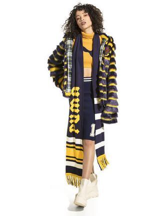 Шарф puma x fenty rihanna long varsity scarf