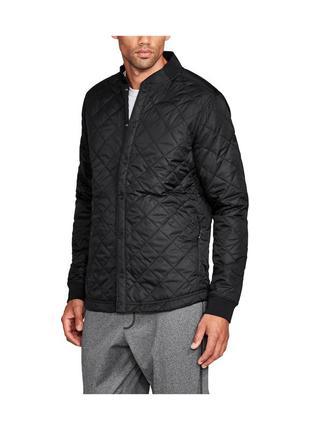 Under armour shirt jacket куртка ветровка оверширь стёганка s