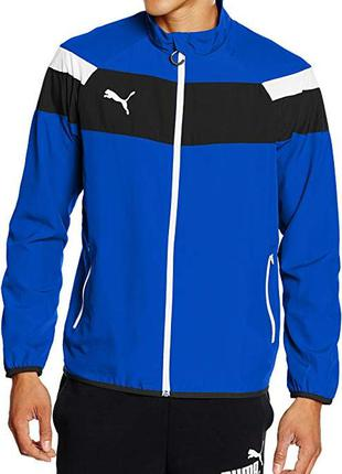 Puma spirit 2 woven jacket royal white m