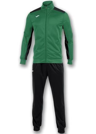 Joma tracksuit academy green костюм спорт футбол xxl