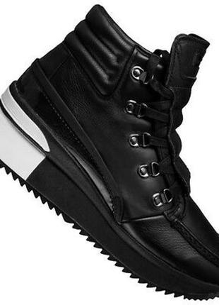 Asics onitsuka tiger ботинки обувь кожа 42,5