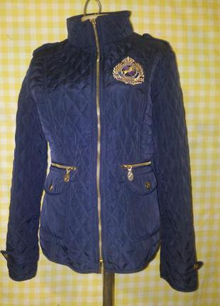 Стёганная куртка 38/м