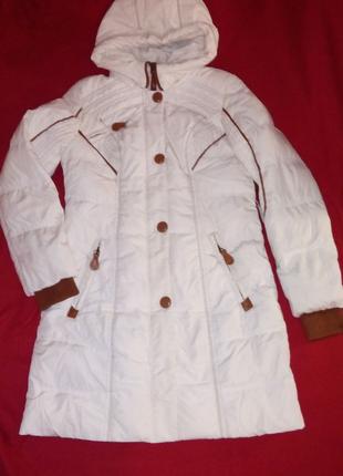 Женский пуховик пальто Kuckuck куртка женская длинная
