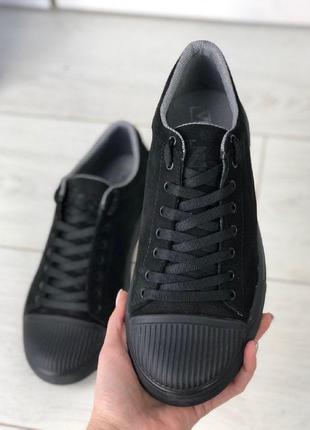 Lux обувь! натуральные качественные мужские кеды мокасины крос...