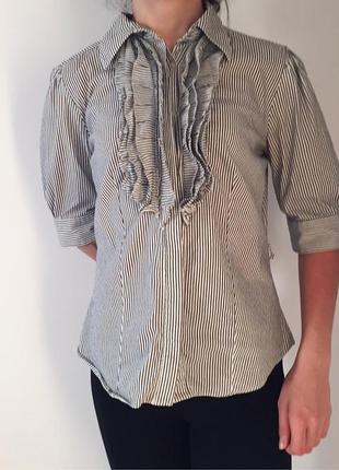Рубашка, полосатая рубашка.