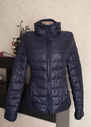 Приталенная стёганая куртка only размер s нюансы ☝️