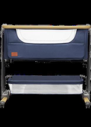 Кроватка детская туристическая 3в1 Lionelo TIMON BLUE NAVY