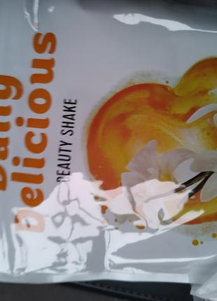 Протеиновый коктейль (ваниль)