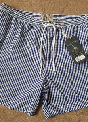Новые купательные шорты jack wills размер l