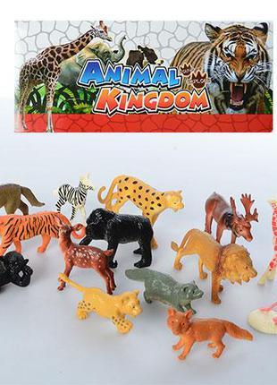 Животные 9618-32 дикие