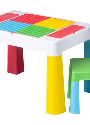 Детский универсальный столик для LEGO, Польша