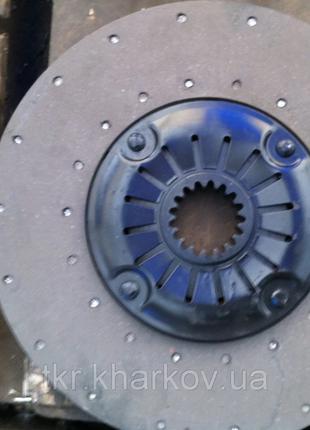 Диск сцепления Т-150 СМД-60 (мягкий) 150.21.024-2