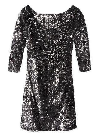 Много всего! вечернее платье, платье в пайетки