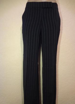 Красивые широкие брюки  h&m размер xs s