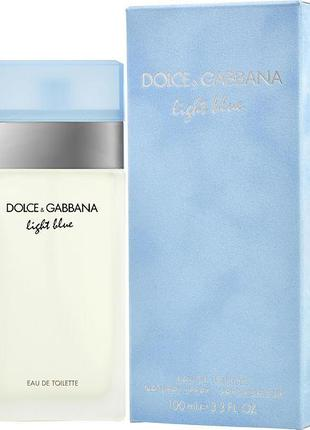 Парфуми Dolce&Gabbana Light Blue