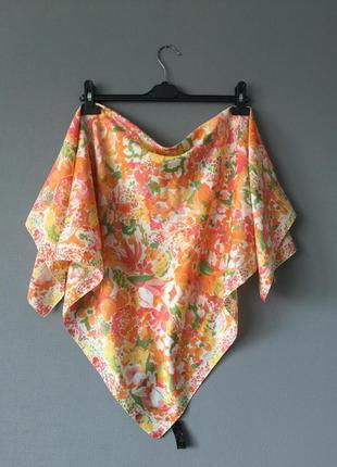 Цветочный платок tie rack