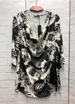 Блуза немецкого бренда vera mont (2087)
