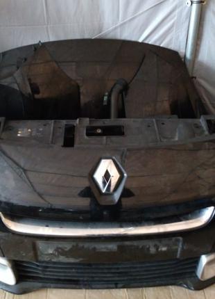 Б/у  Бампер передний  Renault Grand Scenic 3