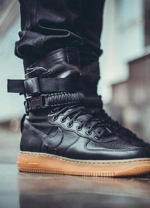 Кроссовки nike air force 1 special field