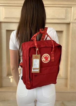 Рюкзак Kаnкеn Rainbow Red | Рюкзак Канкен