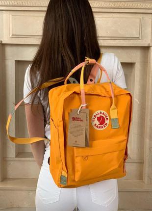 Рюкзак Kаnкеn Rainbow Yellow | Рюкзак Канкен