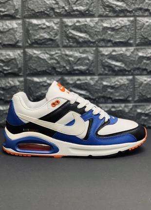 Nike air max 90 натур.кожа кроссовки мужские найк аир макс 90