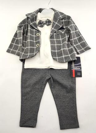Детский костюм 9 12 18 24 месяцев
