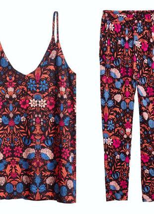 Пижама, домашний комплект h&m