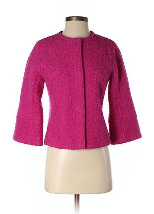 Короткое шерстяное пальто carlisle