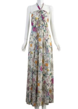 Шикарное платья в пол h&m